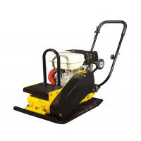 18KN Centrifugal Force Walk Behind Plate Compactor TW140 20 M / Min Travel Speed Manufactures