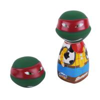 Custom Color Soft Vinyl Toys Cartoon Drinking Bottle Cover Eco Friendly Material Manufactures