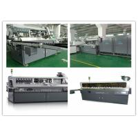 Cheap Fully Automatic Plastic Bottle Silk Screen Printing Machinery Single Color for sale