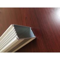 ISO Anodized Aluminum Profiles , Aluminium Structural Profiles For Heat Sinks Manufactures
