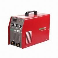 Inverter Welder with Wide Working Voltage Range and Auto-adjust Thermal Arc-starting Manufactures
