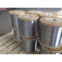 Buy cheap Bright Oxidation Surface Fecral Resistance Wire OHMPM145 Good Form Stability from wholesalers