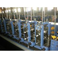 Galvanzied Steel Tube Making Machine With High Frequency Welding Manufactures