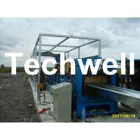 Buy cheap Electric Cutting 17 Stations 17.7KW Large Span Roof Panel Roll Forming Machine from wholesalers