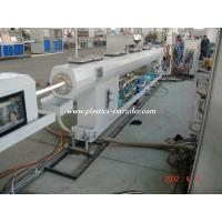Auto Single Screw Extruder PPR Pipe Extrusion Machine 16mm-110mm Manufactures