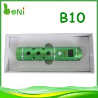 Top lcd screen B10 electronic cigarette 510/ego clearomizer available Manufactures