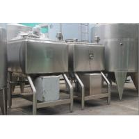 Syrup Tank Sugar Melting Tank - Square Spherical Mixing Tanks Blending Tank 500L Plus Manufactures