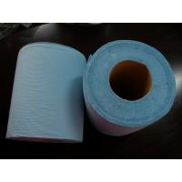 Premium Unscented single ply Paper Towel Roll for Home / Office Bathroom Manufactures