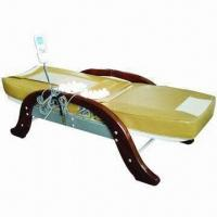 Electric Infrared Jade Thermo Massage Bed with Full Body Heating, LCD Controller, Jade Projectors Manufactures