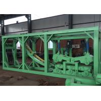 Low cost integral steel billet 1.5t IF continuous casting machine