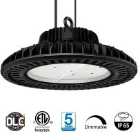 Dimmable 120W LED UFO High Bay Shop Lights 16500lm Energy Saving Manufactures