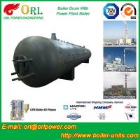 Corrosion resistance oil steam boiler mud drum ISO9001 Manufactures