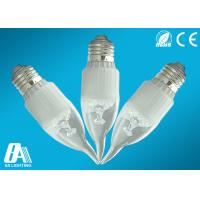 SMD2835 Led Candle Bulb Lighting Warm White 300 Lumen High Efficiency Manufactures