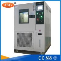 Ozone Environmental Test Chamber , Rubber Ozone Aging Resistance Test Stability Test Chamber Manufactures