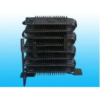 Left Refrigerator Condenser for Freezers With 0.5 - 0.7 mm Tube Manufactures