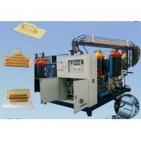 Energy Saving PU Foaming Injection Molding Machine CE Certificated