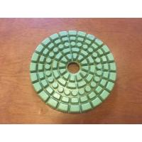 4 Inch Dry Polish Pads for Concrete Marble Granite Stone Floor Manufactures