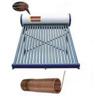 Pre-heated copper coil instant water geyser Manufactures
