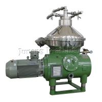 Buy cheap Factory use virgin coconut oil centrifuge machine continuous operate disc oil from wholesalers