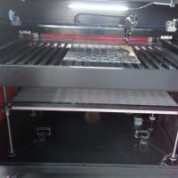Computer Embroidery Laser Cutting Machine Water Cooling And Protection System Manufactures