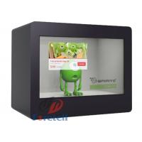 China Tailored Software Multi Touch Transparent Display , Customize Size Transparent Display Box on sale
