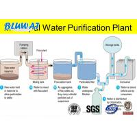 Cheap Professional Municipal Sewage Treatment Provider Blufloc CPAM Equivalent to Flopam FO4650VHM for sale