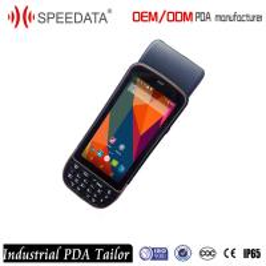 Handheld PDA Mobile Rfid Reader / RFID Handheld Reader 13.56MHz Manufactures