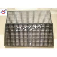 China Oil Filter Screen Shale Shaker Mesh Screen For Drilling Mud Solids Control Equipment on sale