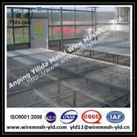 why choose expanded metal for greenhouse bench? Manufactures