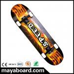 Лосенка МС102 освобождает скейтборд чисе клена 9плы стыпле скатебоардинг вогнутый полный