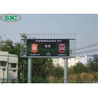 Buy cheap p6 stadium led sceen full color 960x960mm waterproof cabinet play tournament from wholesalers