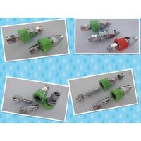 Green Color Iron Self-locking Quick Coupler For Air And Water Use Manufactures