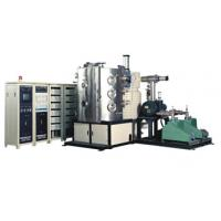 High Vacuum Jewelry Gold Plating Machine CICEL Latest Technology No Waste Gas Manufactures