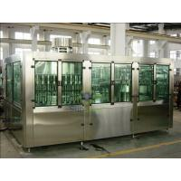 Full Automatic Water Filling Machines For Bottled Mineral Water With 24 Heads Manufactures