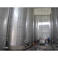 Vertical SS Moveable Sealed Cosmetic Product Lotion Storage Tank Mobile Oil Storage Tank Manufactures