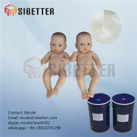 Medical Grade Lifecasting RTV Liquid Silicone Rubber for Rubber Baby Doll Manufactures
