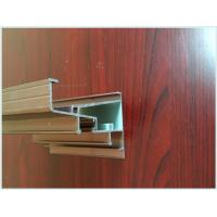 6000 Series Anodized Silver Alloy Aluminum Extrusion Profiles For door and window Manufactures