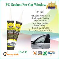 Flexible High Modulus Polyurethane Sealants For Car Windshield , Steel
