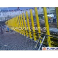 High Stability H20 Timber Beam Coated Yellow High Flexibility OEM Available