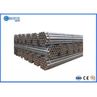 DN100 Q345 Hot Dip Galvanized Steel Pipe Sch120 Multipurpose For Construction Manufactures