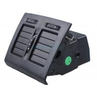 OEM Auto Injection Mold Black Rear Air Conditioning / Center Armrest Air Vent Assembly Accessories