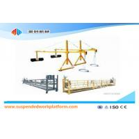 Window Cleaning Rope Suspended Platform Manufactures