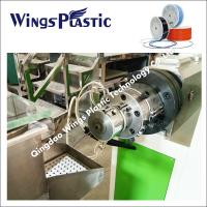 PU Air / Oil / Water Tube Manufacturing Machine, PU Pipe Extrusion Line Manufactures