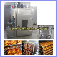 sausage smokehouse, automatic duck smoking oven, meat smoking house Manufactures