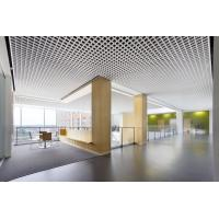 Environmental Aluminum Open Cell Ceiling ,  Suspended  Open Cell Ceiling Panels Manufactures