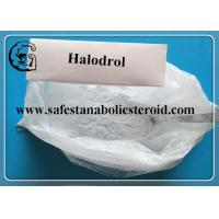Halodrol Prohormones Legal Oral Anabolic Steroids For Muscle Building , CAS 2446-23-2 Manufactures