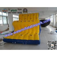 High-strength PVC Tarpaulin Inflatable Float Seesaw for Adult and Kids Manufactures