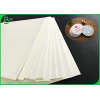 Good Water Absorption 1.4mm 1.6mm 1.8mm White Absorbent Paper For Coaster Board Manufactures