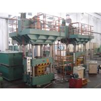 1000 Ton Automotive Stamping Press , 3 Beam 4 Column Hydraulic Press Machine Manufactures