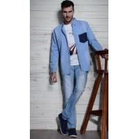 China Cotton Denim Casual Jeans For Men on sale